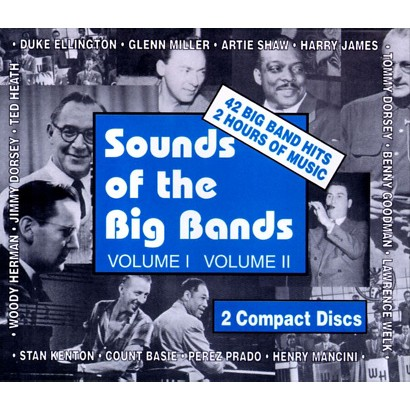 Sounds of Big Band, Vol. 1-2