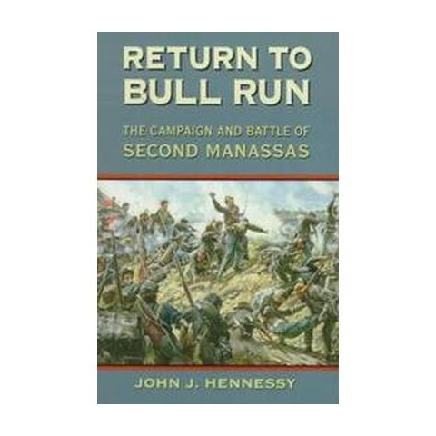 Return to Bull Run (Paperback)
