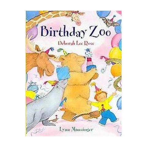 Birthday Zoo (Hardcover)
