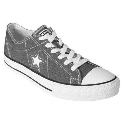 Kid's Converse® One Star® Oxford - Charcoal