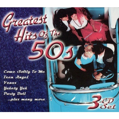 Greatest Hits of the 50s (Boxset #2)