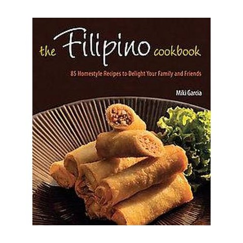 Filipino Cookbook (Hardcover)