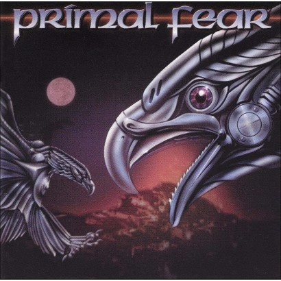 Primal Fear (Lyrics included with album)