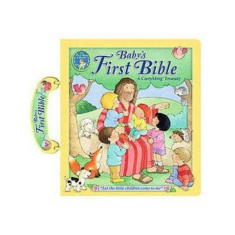 Baby's First Bible ( A Carry Along Treasury) (Board)