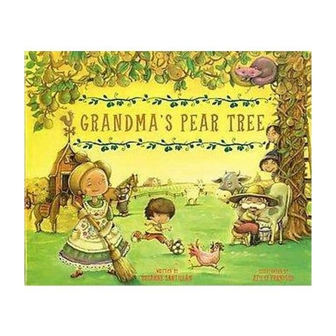 Grandma's Pear Tree (Hardcover)
