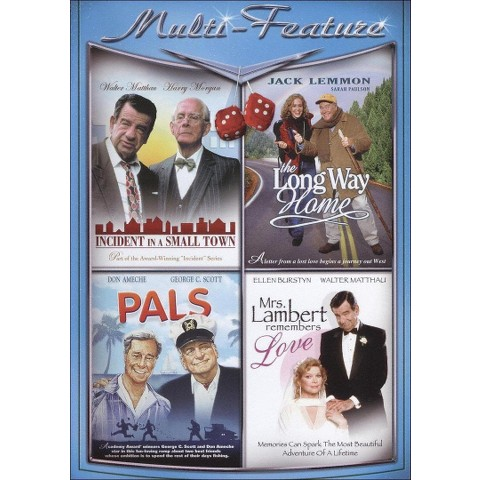Pals/Incident in a Small Town/The Long Way Home/Mrs. Lambert Remembers Love