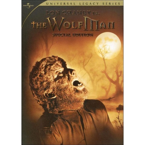 The Wolf Man (2 Discs) (The Wolfman $10 Movie Cash)