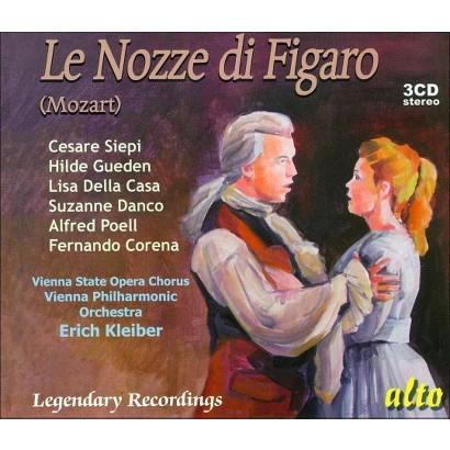 Wolfgang Amadeus Mozart: Le nozze di Figaro