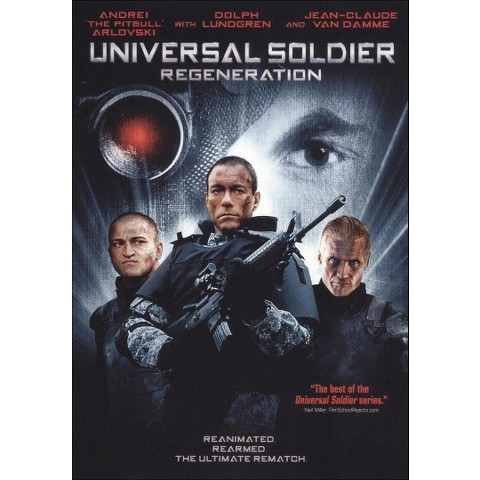 Universal Soldier: Regeneration (Widescreen)