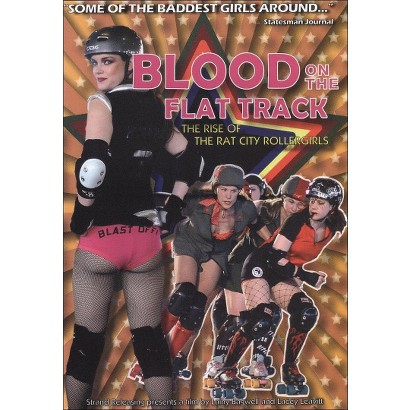 Blood on the Flat Track (Widescreen)
