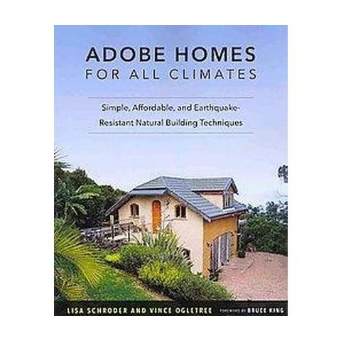 Adobe Homes for All Climates (Paperback)