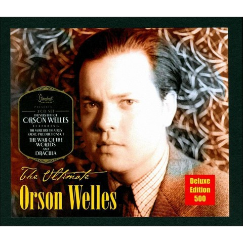 The Ultimate Orson Welles (Deluxe Edition)