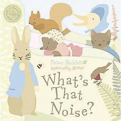Peter Rabbit What's That Noise? (Board)