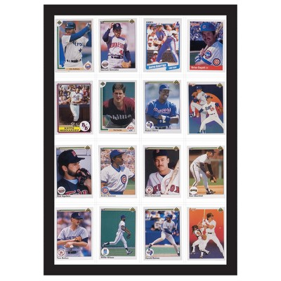 16 Baseball Card Display Case - Room Essentials™