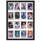 16 Baseball Card Display Case - Room Essentials™