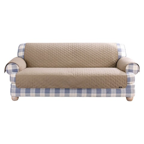 Sure Fit Quilted Cotton Furniture Friends