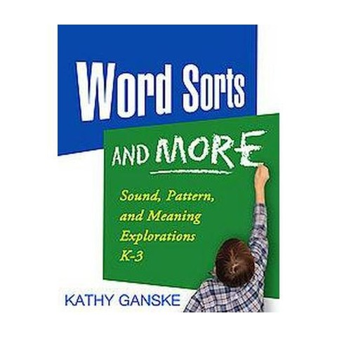 Word Sorts And More (Teacher's Guide) (Paperback)