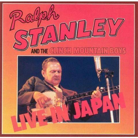 Ralph Stanley in Japan