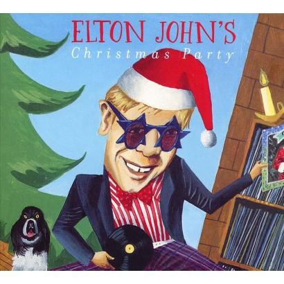 Elton John's Christmas Party