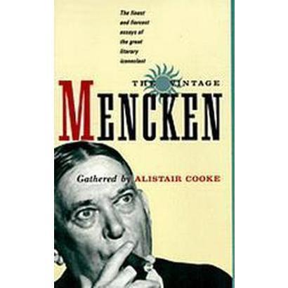 The Vintage Mencken (Reissue) (Paperback)