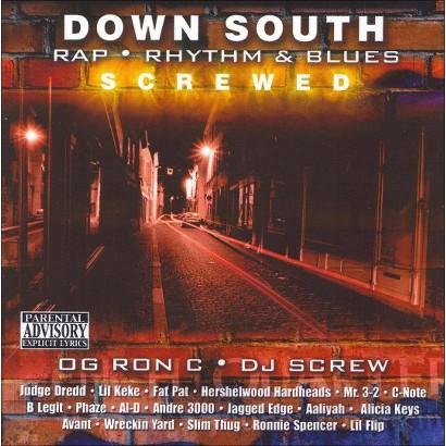 Down South [Explicit Lyrics]