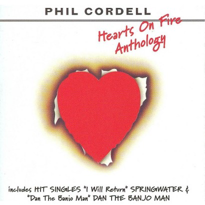 Hearts on Fire: Anthology (Greatest Hits)