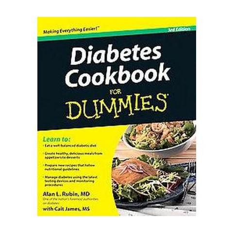 Diabetes Cookbook For Dummies (Paperback)