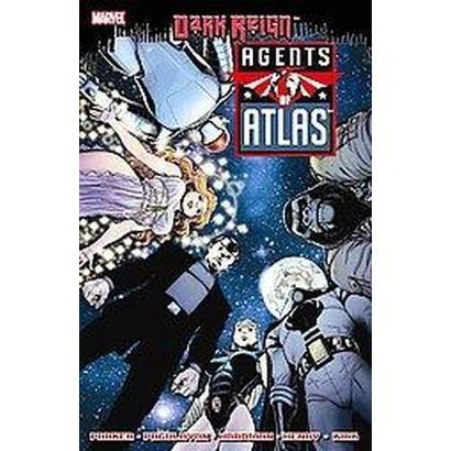 Agents of Atlas (Paperback)