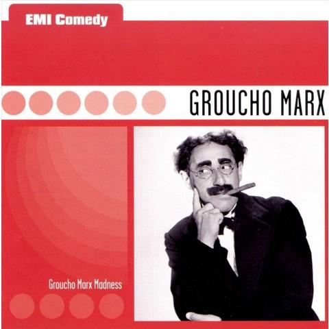 EMI Comedy Classics - Groucho Marx: Madness