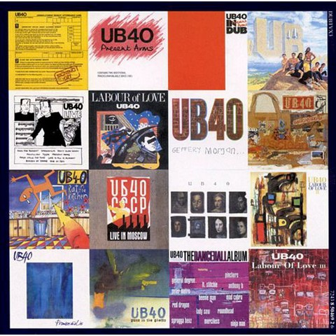 The Very Best of UB40 1980-2000 (UK)