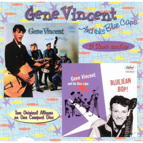 Bluejean Bop!/Gene Vincent and the Blue Caps