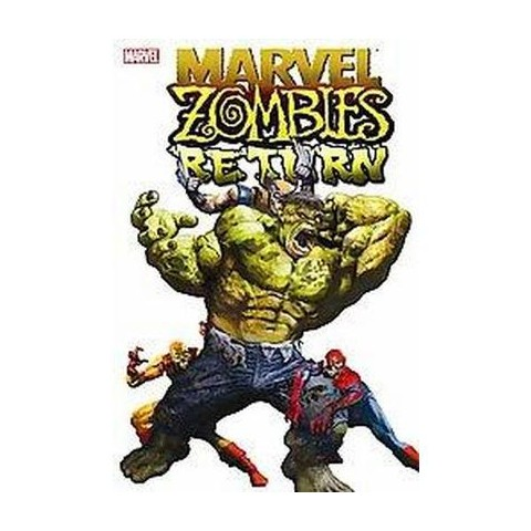 Marvel Zombies Return (Hardcover)