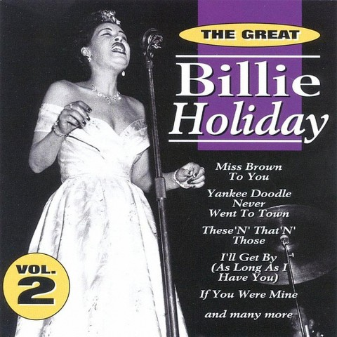 The Great Billie Holiday, Vol. 2