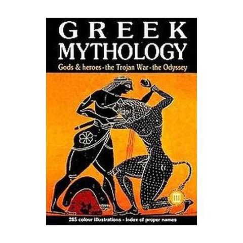 Greek Mythology (Paperback)