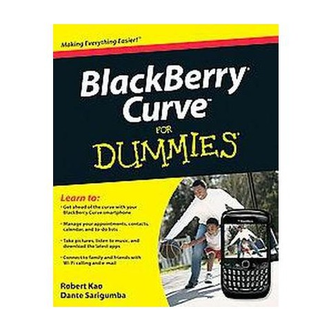 BlackBerry Curve For Dummies ( For Dummies Series) (Paperback)