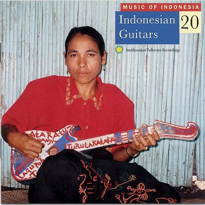 Music of Indonesia, Vol. 20: Indonesian Guitars