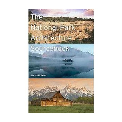 The National Park Architecture Sourcebook (Paperback)