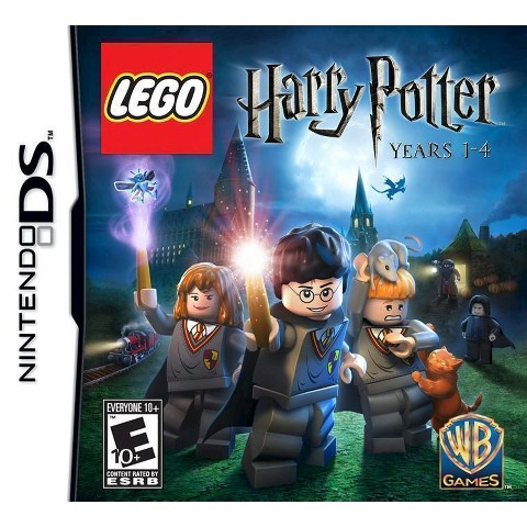 LEGO Harry Potter: Years 1-4 (Nintendo DS)