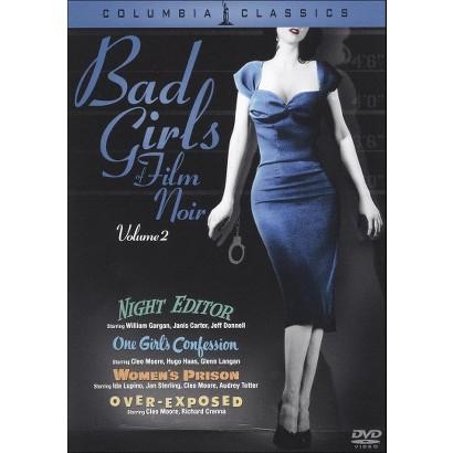 Bad Girls of Film Noir, Vol. 2 (R)