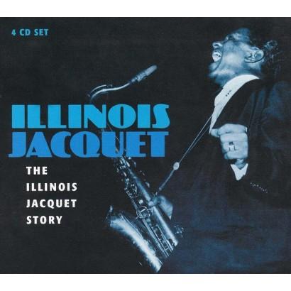 The Illinois Jacquet Story (Box)