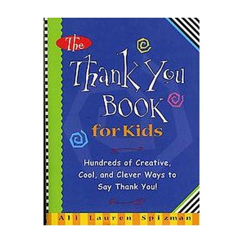 The Thank You Book for Kids (Hardcover)