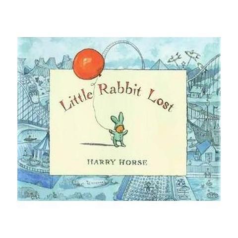 Little Rabbit Lost (Board)