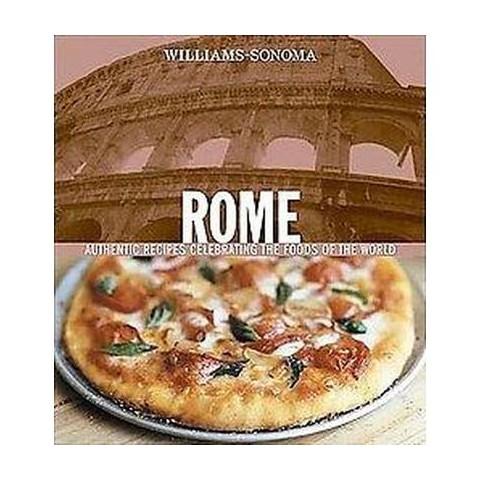 Williams-Sonoma Rome (Hardcover)