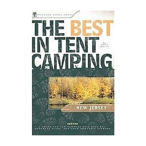 The Best In Tent Camping New Jersey (Paperback)