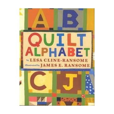 Quilt Alphabet (Illustrated) (Paperback)