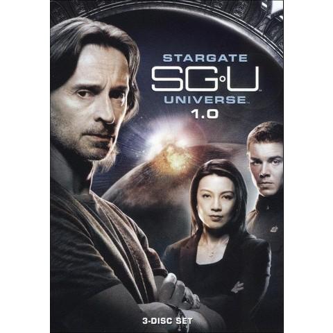 Stargate Universe: 1.0 (3 Discs) (Widescreen)