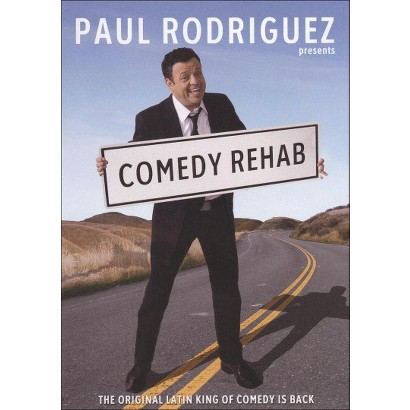 Paul Rodriguez: Comedy Rehab (Widescreen)