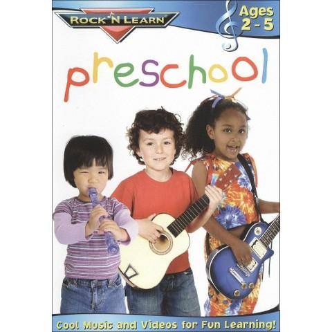 Rock 'N Learn: Preschool