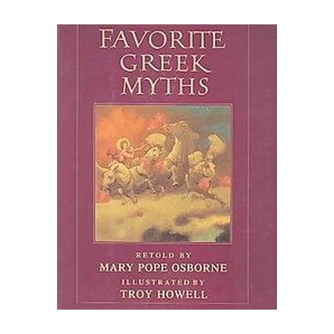 Favorite Greek Myths (Reissue) (Hardcover)