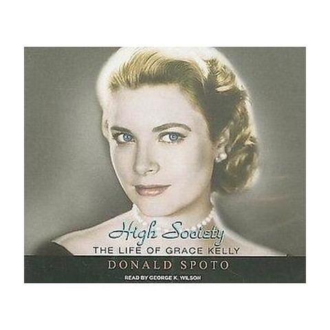 High Society (Unabridged) (Compact Disc)